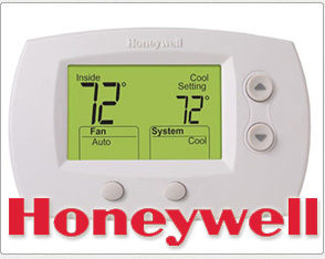 honeywell heating controls instructions