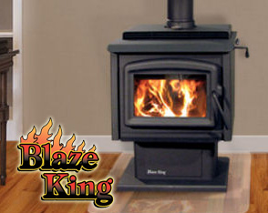Gas-Wood Stoves systems